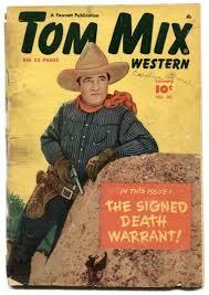 Tom Mix Western #25