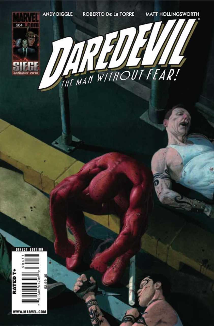 Daredevil #504