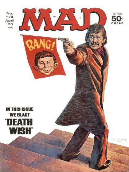 Mad Magazine #174