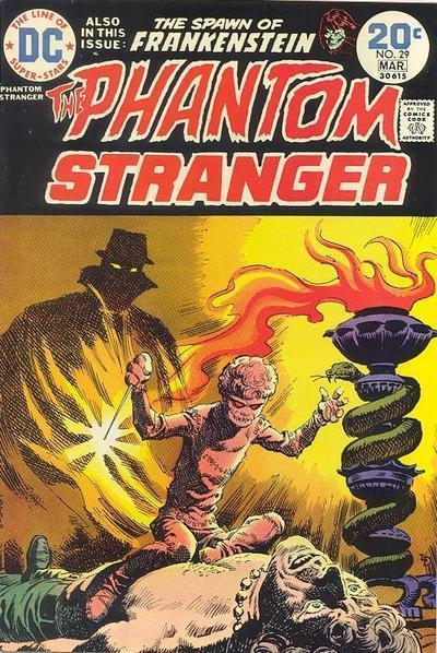 The Phantom Stranger #29