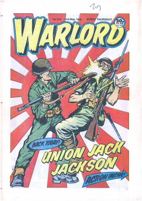 Warlord #610