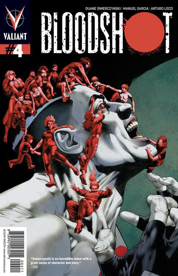 Bloodshot #4