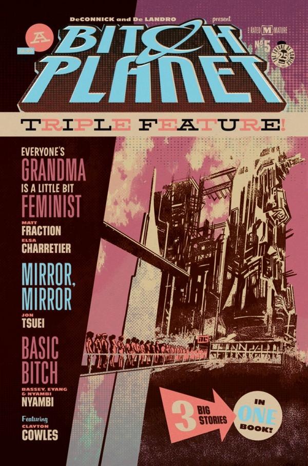 Bitch Planet: Triple Feature #5