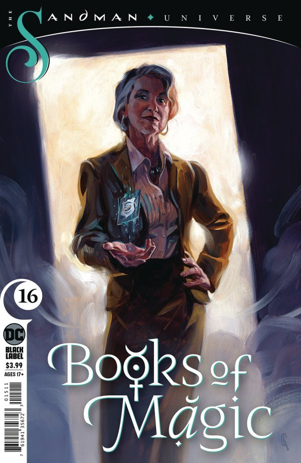 The Books of Magic #16 review