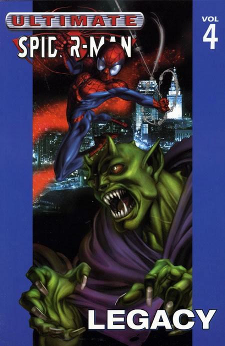 Ultimate Spider-Man Vol. 4: Legacy TP