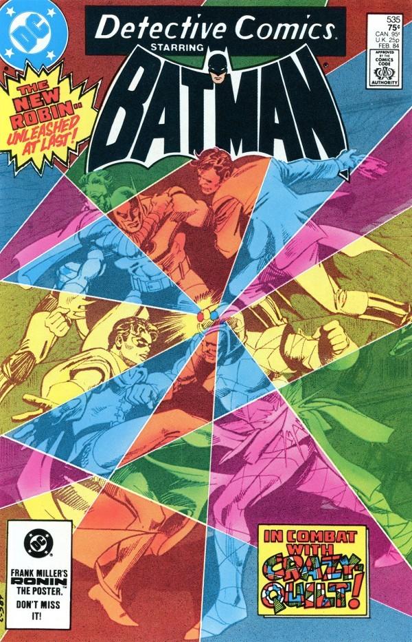 Detective Comics #535
