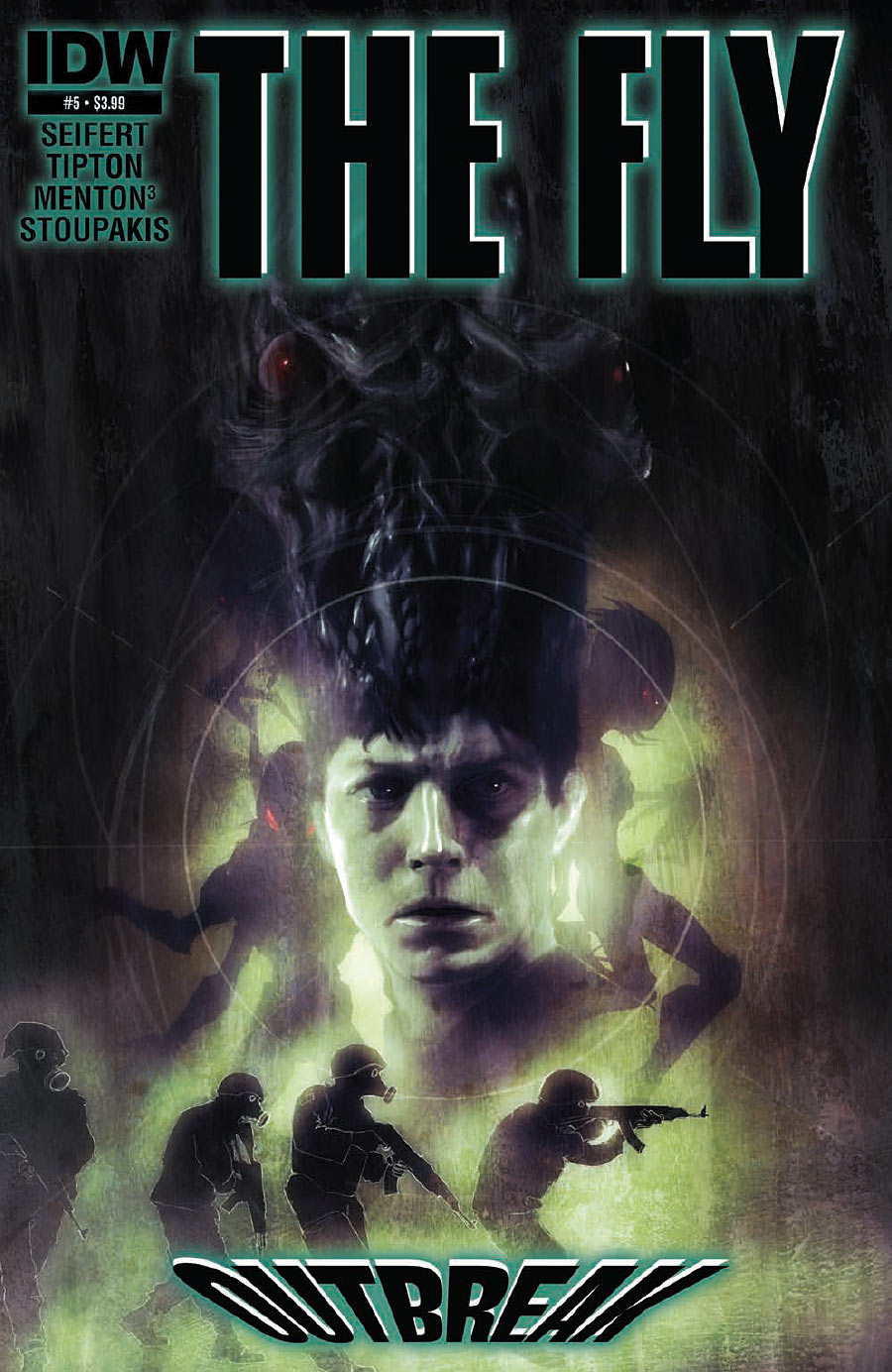 The Fly: Outbreak #5