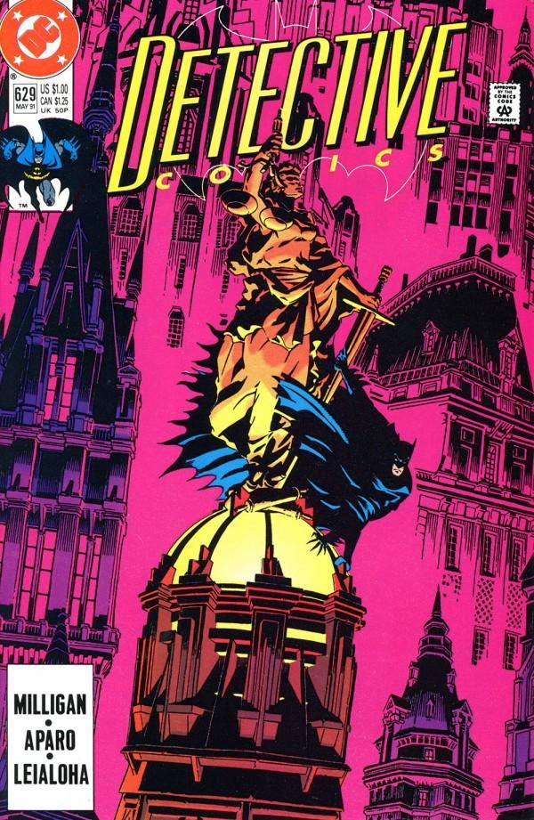 Detective Comics #629