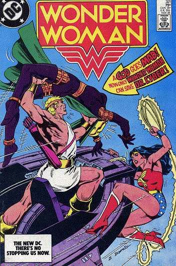 Wonder Woman #321