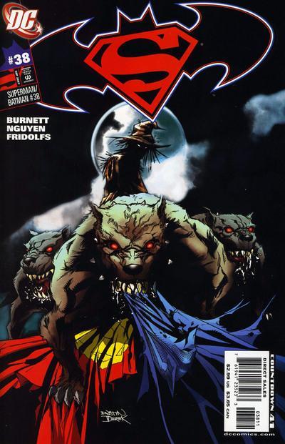 Superman / Batman #38