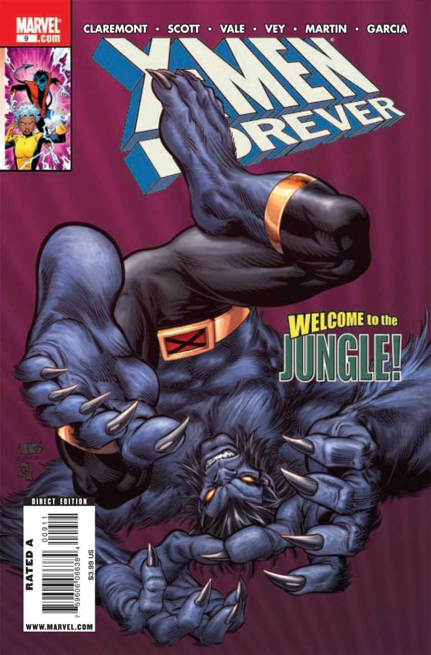 X-Men Forever #9