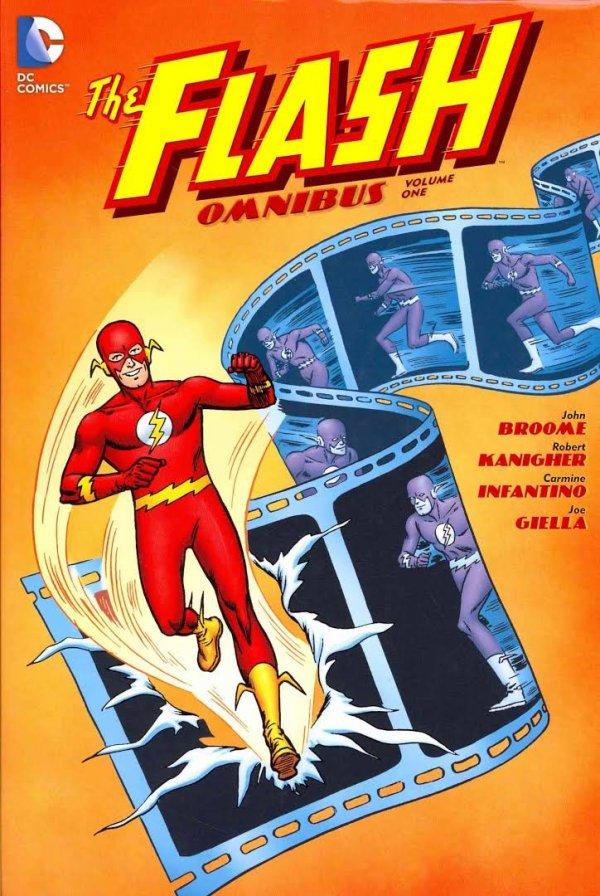The Flash: The Silver Age Omnibus Vol. 1 HC