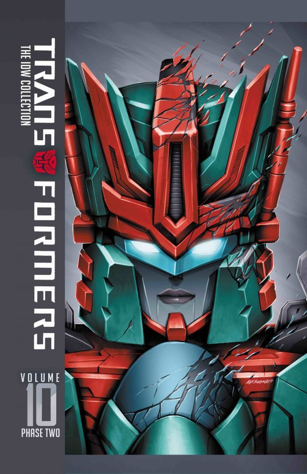 Transformers: IDW Collection Phase Two Vol. 10 HC