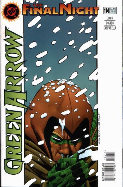 Green Arrow #114