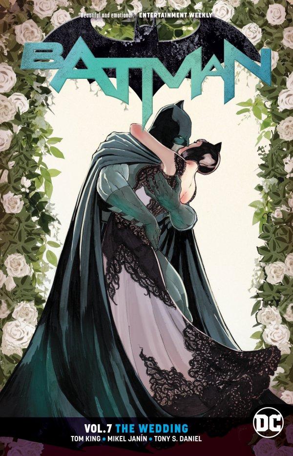 Batman Vol. 7: The Wedding TP