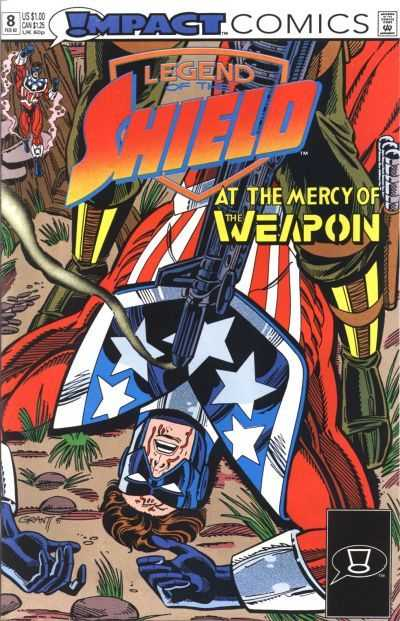 Legend of the Shield #8