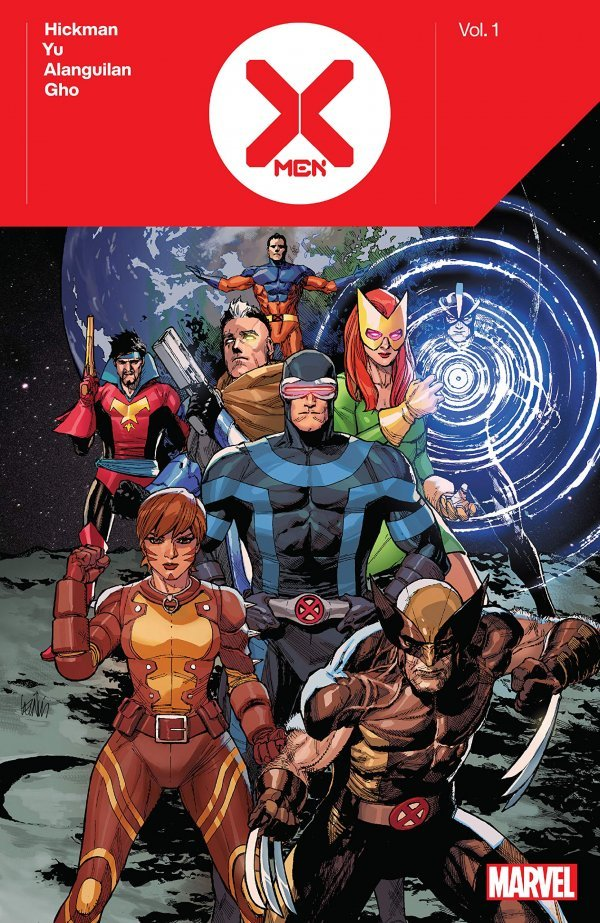 X-Men by Jonathan Hickman Vol. 1 TP