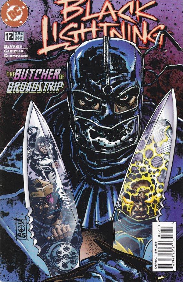 Black Lightning #12