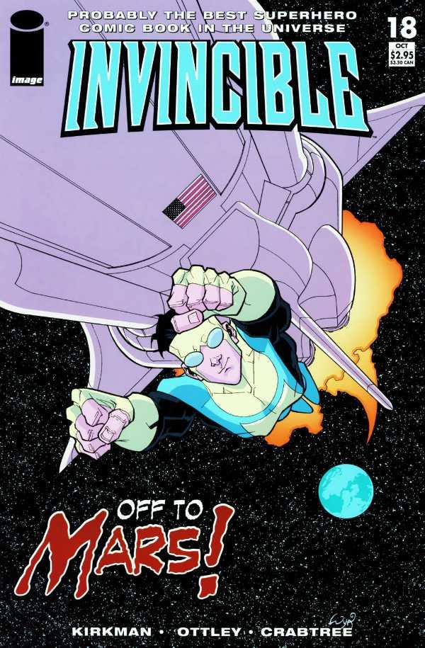 Invincible #18