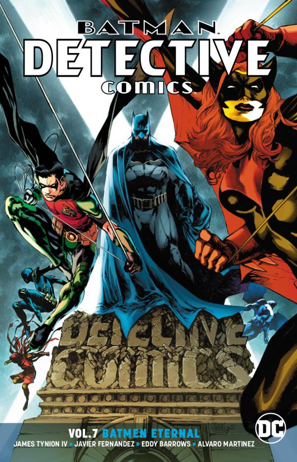 Batman: Detective Comics Vol. 7: Batmen Eternal TP