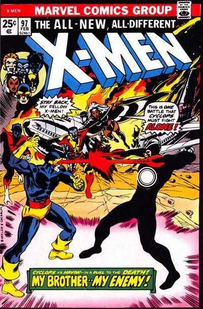 The X-Men #97