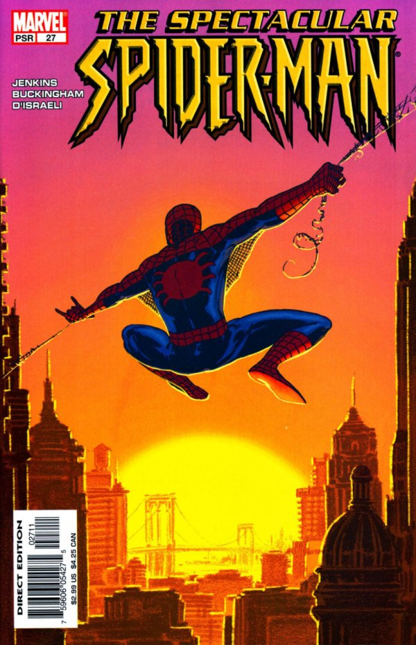 The Spectacular Spider-Man #27