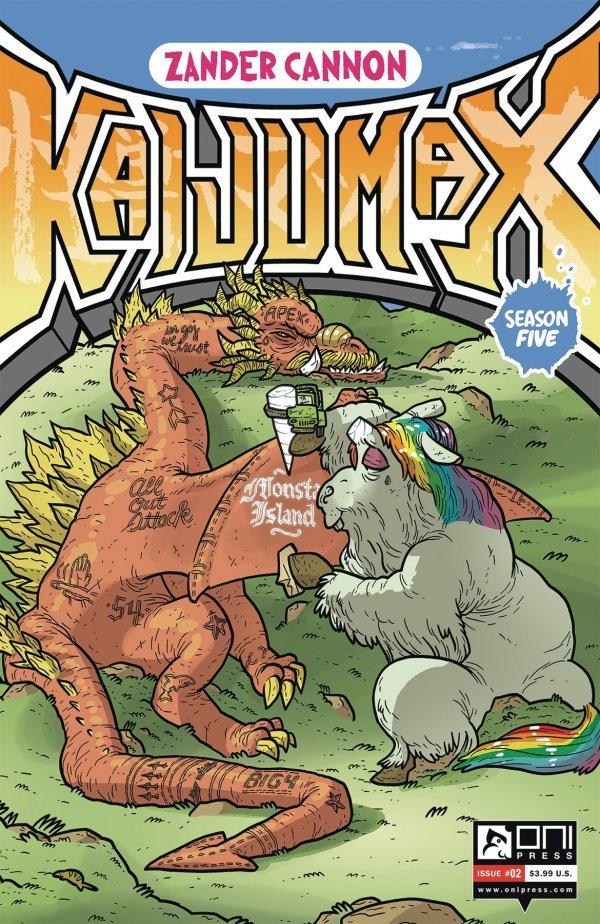 Kaijumax: Season 5 #2