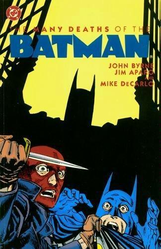 Batman The Many Deaths of Batman TP