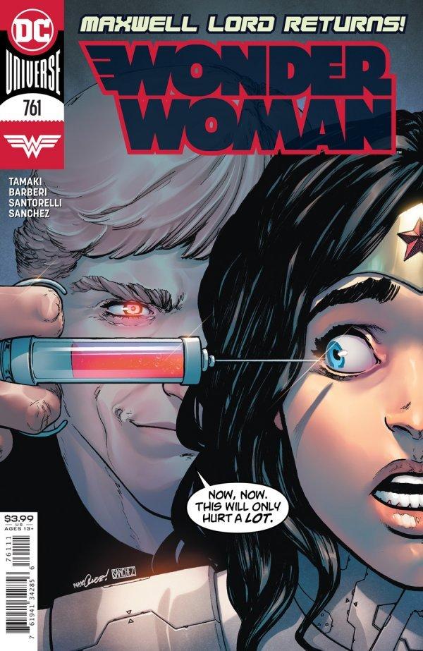 Wonder Woman #761