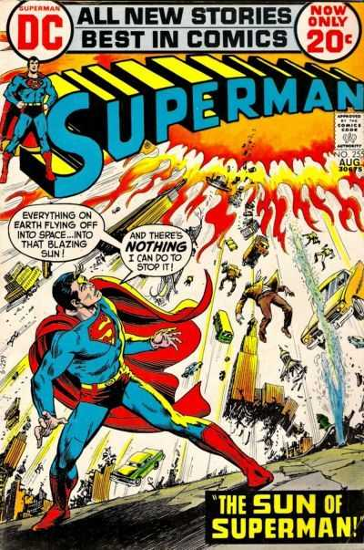 Superman #255