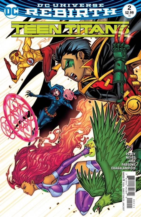 Teen Titans #2