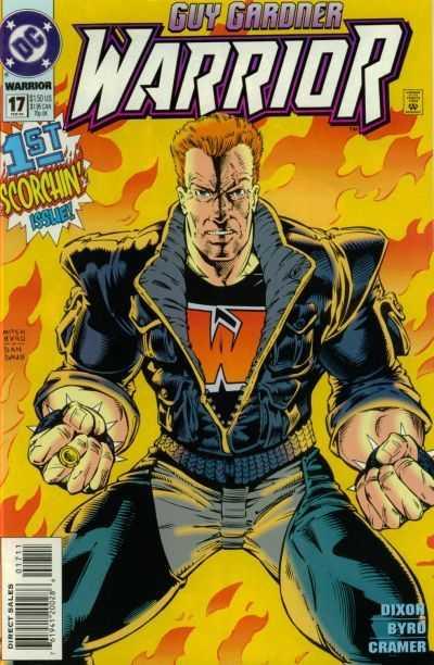 Guy Gardner: Warrior #17