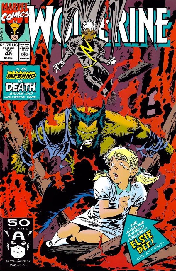 Wolverine #39