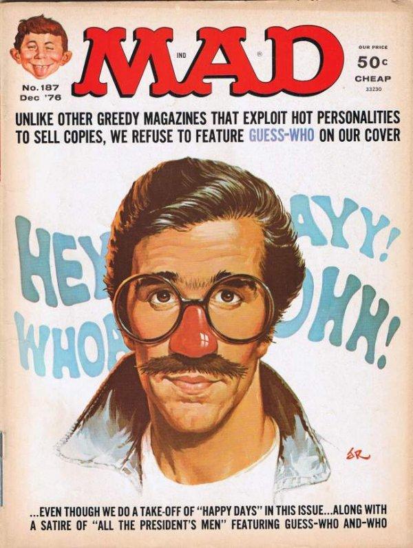 Mad Magazine #187