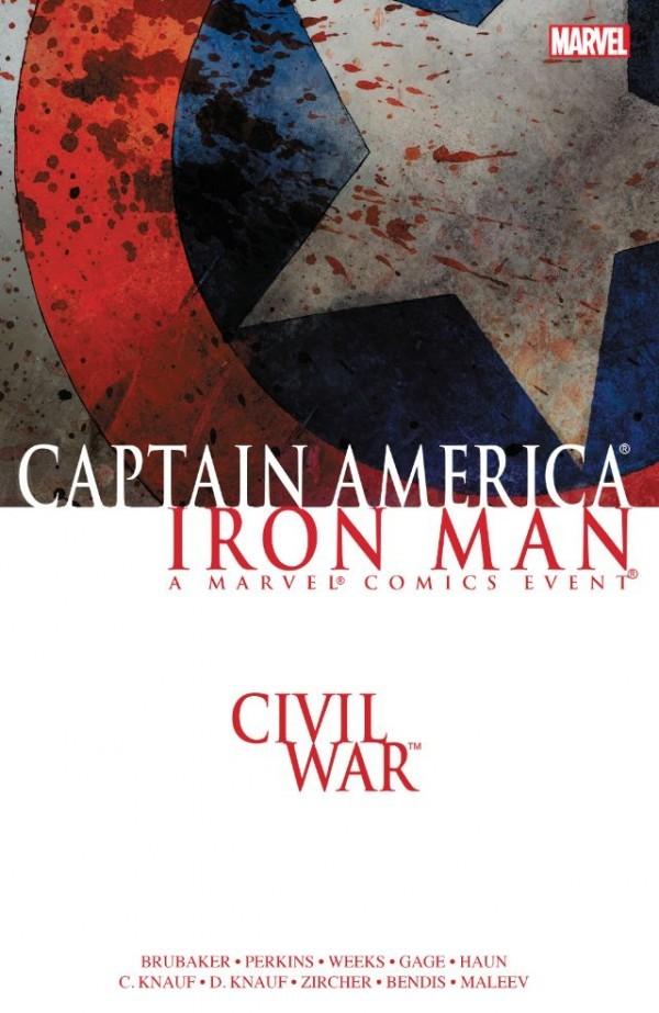 Civil War: Captain America / Iron Man TP