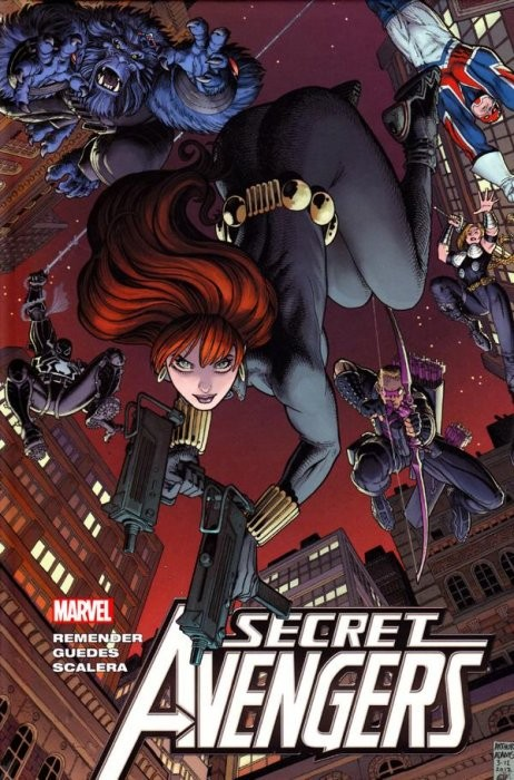 Secret Avengers By Rick Remender Vol. 2 HC