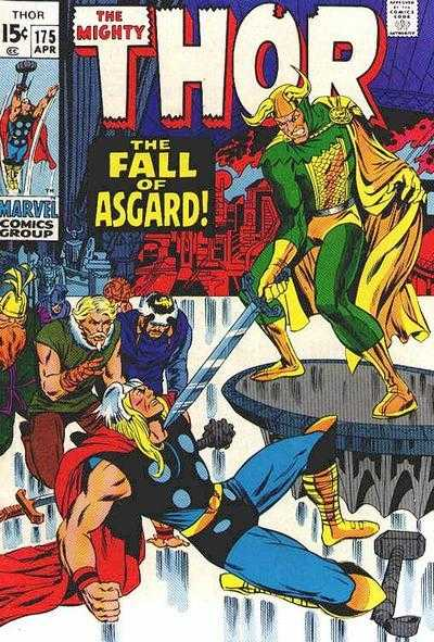The Mighty Thor #175