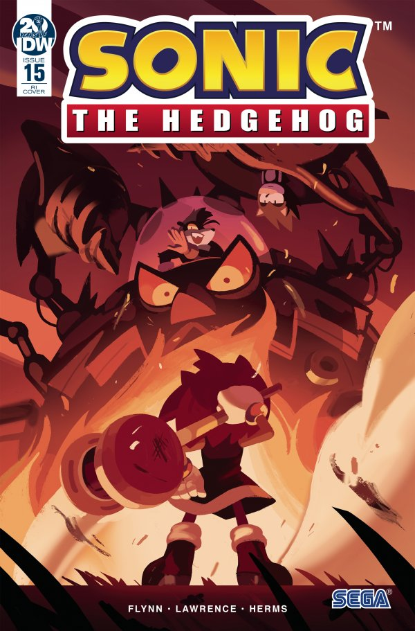 Sonic the Hedgehog #15