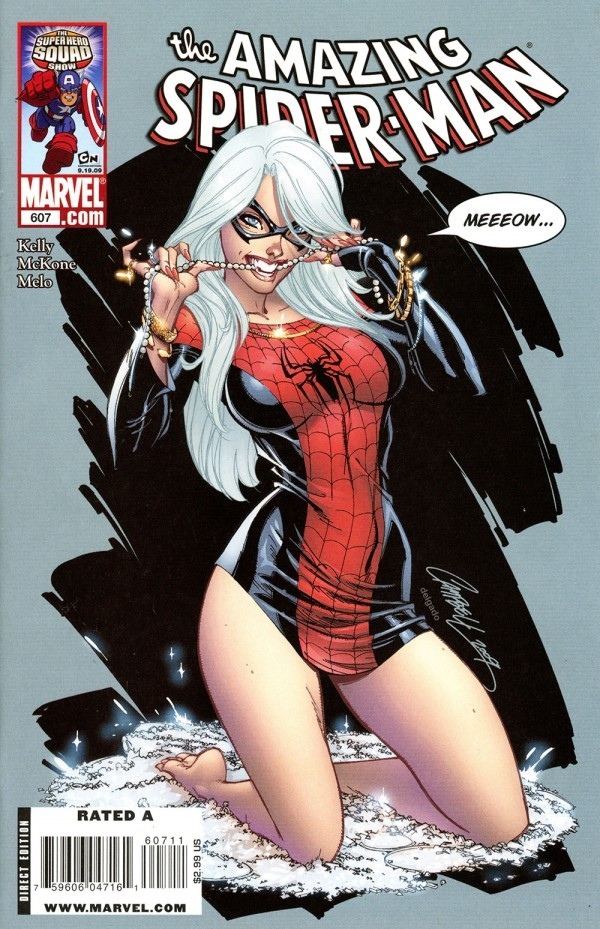 The Amazing Spider-Man #607