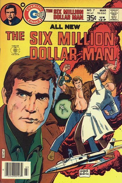 The Six Million Dollar Man #7