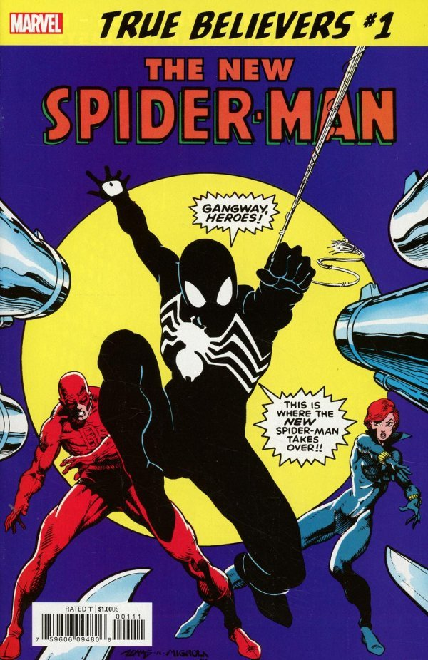 True Believers: New Spider-Man #1