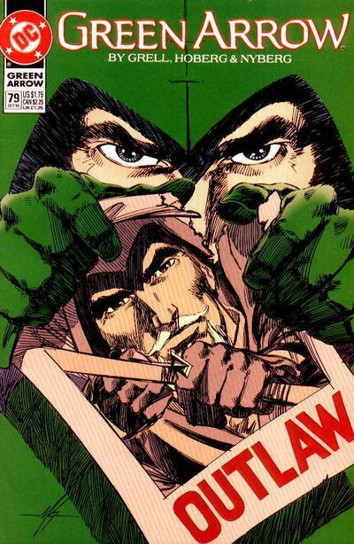 Green Arrow #79