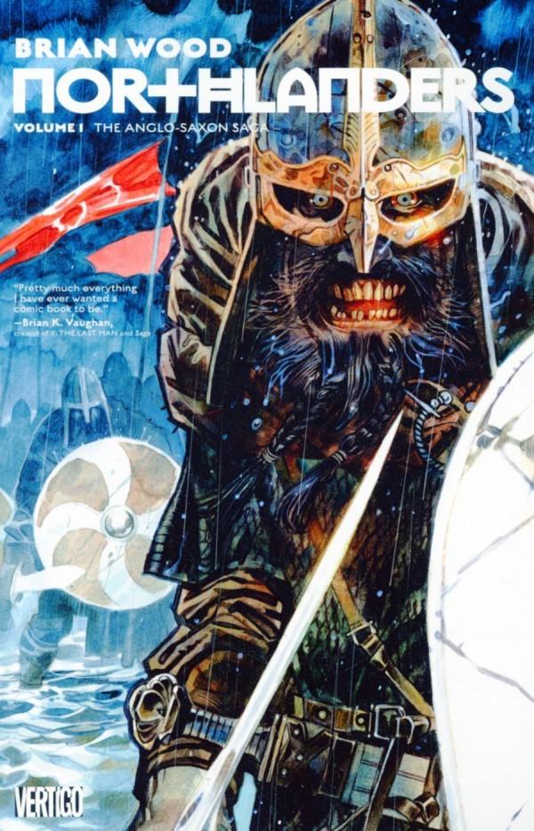 Northlanders Book 1: The Anglo Saxon Saga TP