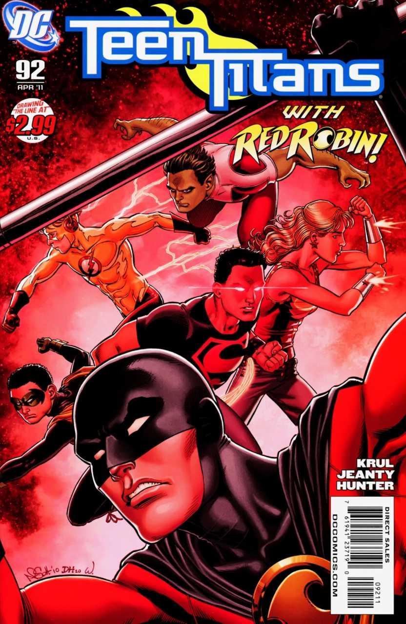 Teen Titans #92