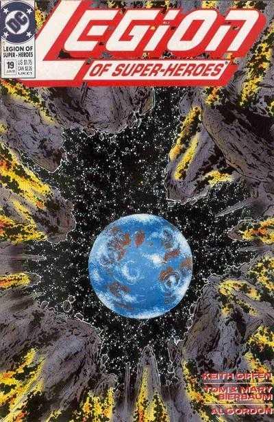 Legion of Super-Heroes #19
