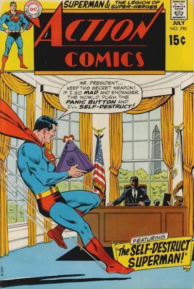 Action Comics #390