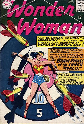 Wonder Woman #156