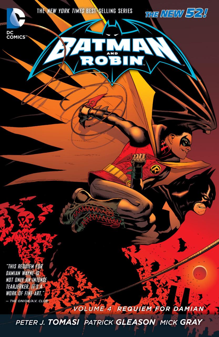 Batman and Robin Vol. 4: Requiem For Damian HC