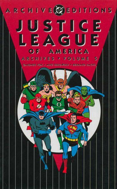 Justice League of America Archives Vol. 5 HC