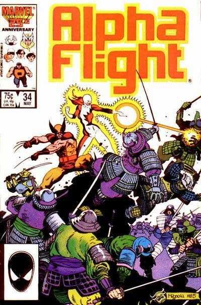 Alpha Flight #34
